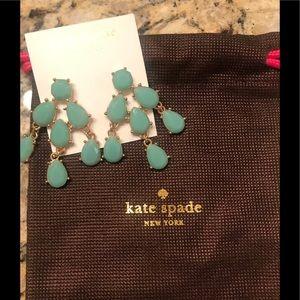 ♠️💚Kate Spade earrings NWT!